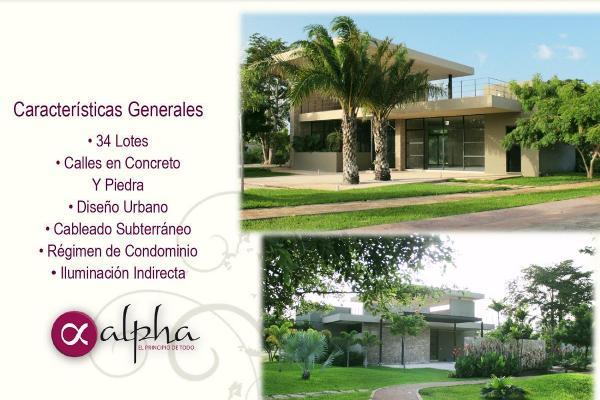 Foto de terreno habitacional en venta en  , temozon norte, mérida, yucatán, 14038804 No. 03