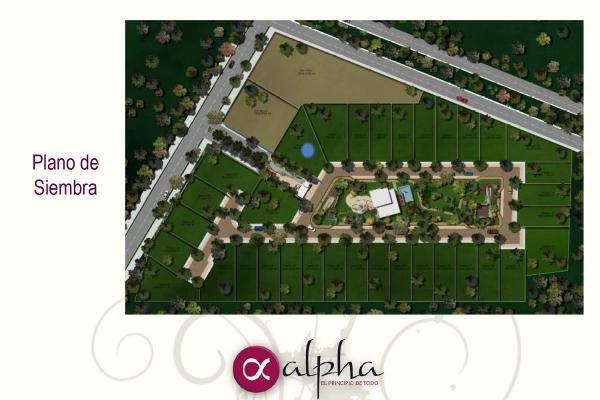Foto de terreno habitacional en venta en  , temozon norte, mérida, yucatán, 14038804 No. 06