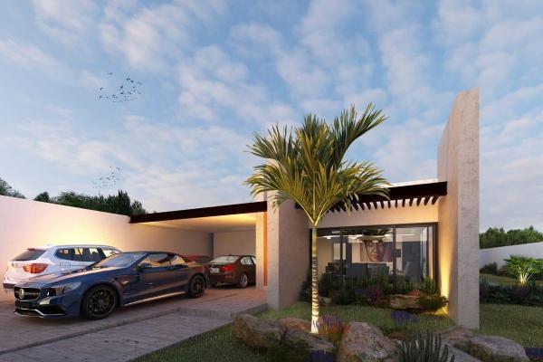 Foto de casa en venta en  , temozon norte, mérida, yucatán, 14038824 No. 01