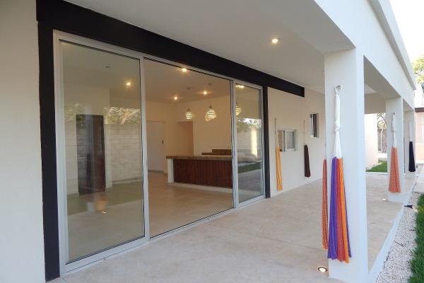 Foto de casa en venta en  , temozon norte, mérida, yucatán, 14038824 No. 02