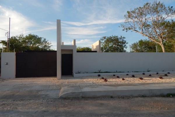 Foto de casa en venta en  , temozon norte, mérida, yucatán, 14038824 No. 03