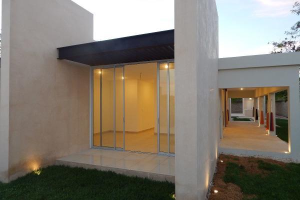 Foto de casa en venta en  , temozon norte, mérida, yucatán, 14038824 No. 10