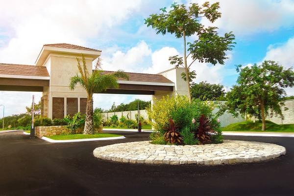 Foto de terreno habitacional en venta en  , temozon norte, mérida, yucatán, 14038832 No. 02