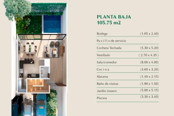 Foto de casa en venta en  , temozon norte, mérida, yucatán, 0 No. 10