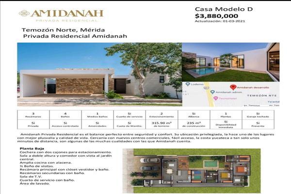 Foto de casa en venta en  , temozon norte, mérida, yucatán, 0 No. 50