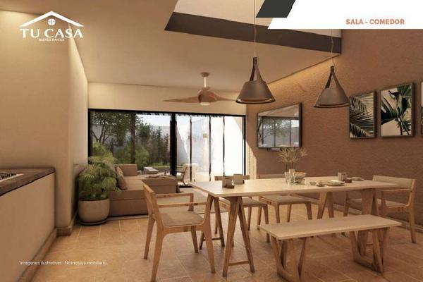 Foto de casa en venta en  , temozon norte, mérida, yucatán, 15228090 No. 03