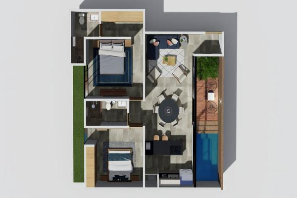 Foto de departamento en venta en  , temozon norte, mérida, yucatán, 15241060 No. 13