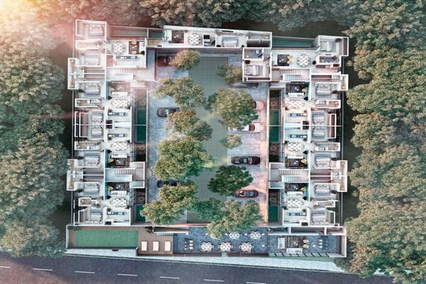 Foto de departamento en venta en  , temozon norte, mérida, yucatán, 15241060 No. 16