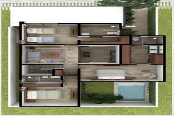 Foto de casa en venta en  , temozon norte, mérida, yucatán, 18365715 No. 03