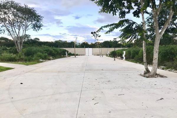 Foto de terreno habitacional en venta en - -, temozon norte, mérida, yucatán, 0 No. 11