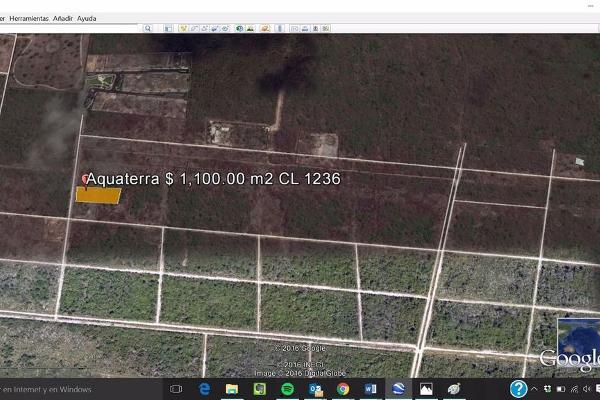 Foto de terreno habitacional en venta en  , temozon norte, mérida, yucatán, 2623950 No. 02