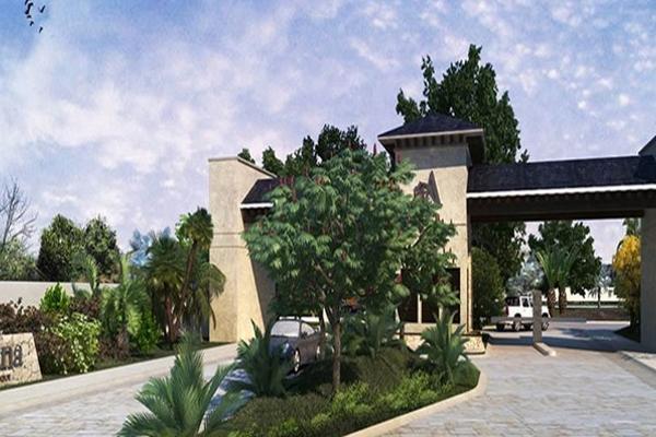 Foto de terreno habitacional en venta en  , temozon norte, mérida, yucatán, 2624472 No. 04