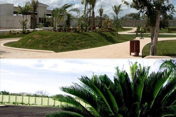 Foto de terreno habitacional en venta en  , temozon norte, mérida, yucatán, 2624472 No. 06