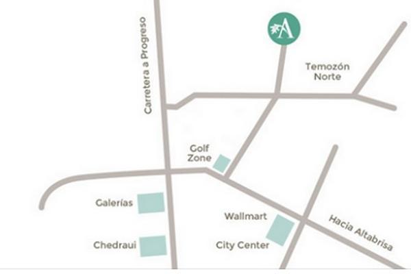 Foto de terreno habitacional en venta en  , temozon norte, mérida, yucatán, 2624472 No. 09
