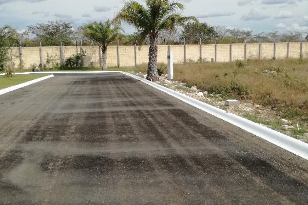 Foto de terreno habitacional en venta en  , temozon norte, mérida, yucatán, 3112737 No. 03