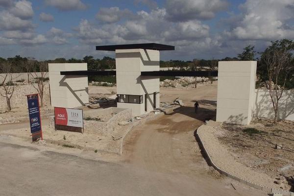 Foto de terreno habitacional en venta en  , temozon norte, mérida, yucatán, 3427138 No. 01