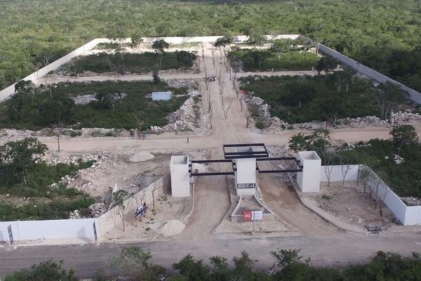 Foto de terreno habitacional en venta en  , temozon norte, mérida, yucatán, 3427138 No. 02
