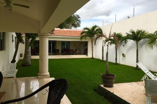 Foto de casa en venta en  , temozon norte, mérida, yucatán, 3428427 No. 01