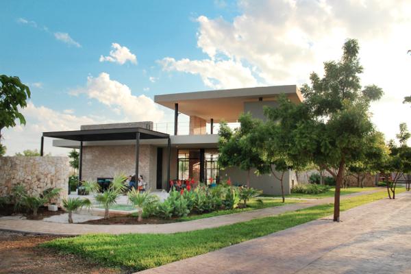 Foto de terreno habitacional en venta en  , temozon norte, mérida, yucatán, 3923196 No. 04