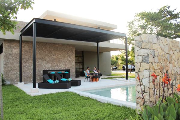 Foto de terreno habitacional en venta en  , temozon norte, mérida, yucatán, 3923196 No. 06
