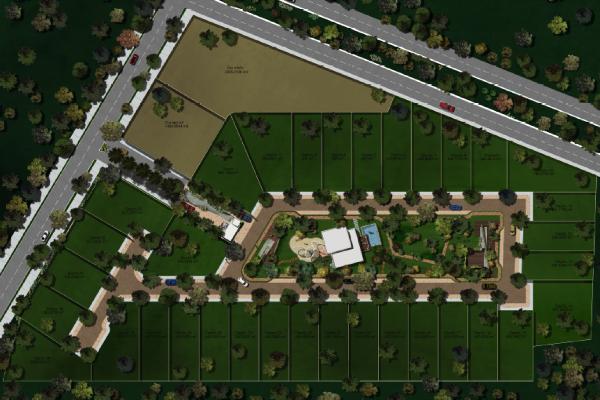 Foto de terreno habitacional en venta en  , temozon norte, mérida, yucatán, 3923196 No. 10