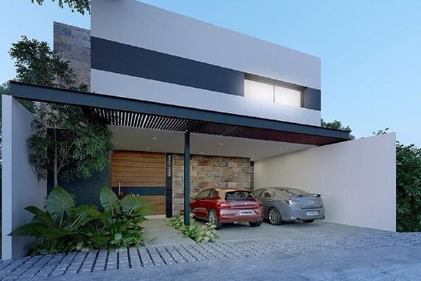 Foto de casa en venta en  , temozon norte, mérida, yucatán, 4237222 No. 01