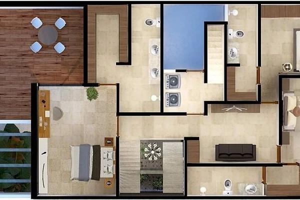 Foto de casa en venta en  , temozon norte, mérida, yucatán, 4237222 No. 07