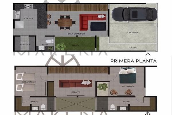 Foto de departamento en venta en  , temozon norte, mérida, yucatán, 4237226 No. 07