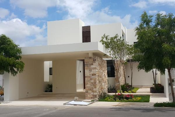 Foto de casa en venta en  , temozon norte, mérida, yucatán, 4567273 No. 01
