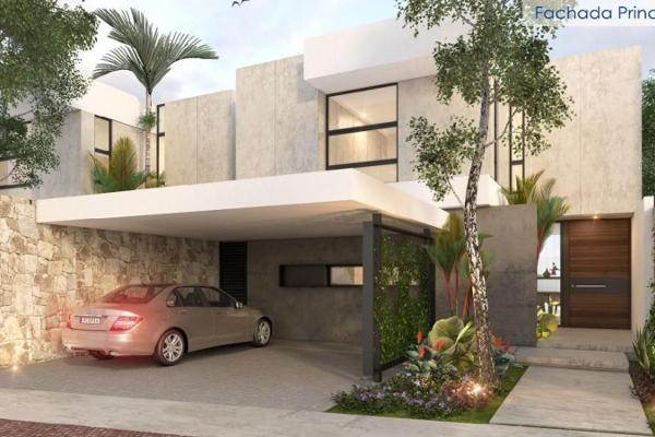 Foto de casa en venta en  , temozon norte, mérida, yucatán, 4635743 No. 01