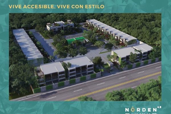 Foto de departamento en venta en  , temozon norte, mérida, yucatán, 4647281 No. 03