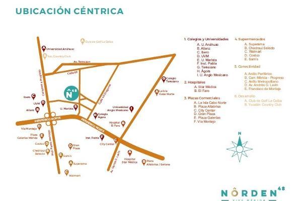 Foto de departamento en venta en  , temozon norte, mérida, yucatán, 4647281 No. 06