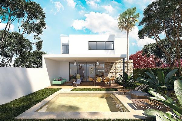 Foto de casa en venta en  , temozon norte, mérida, yucatán, 5674931 No. 01