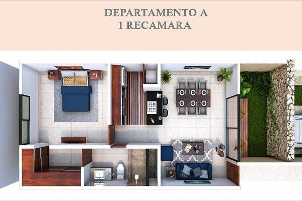 Foto de departamento en venta en  , temozon norte, mérida, yucatán, 5675426 No. 05