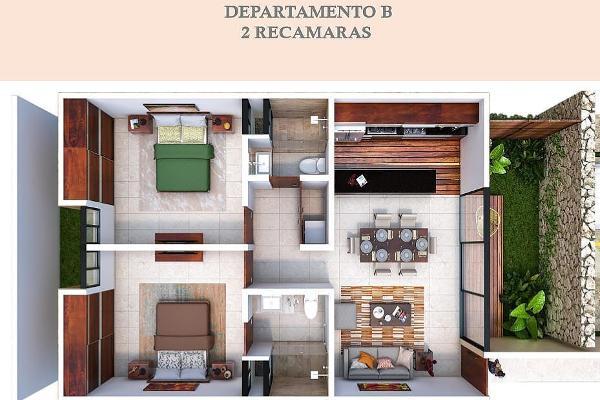 Foto de departamento en venta en  , temozon norte, mérida, yucatán, 5675426 No. 07