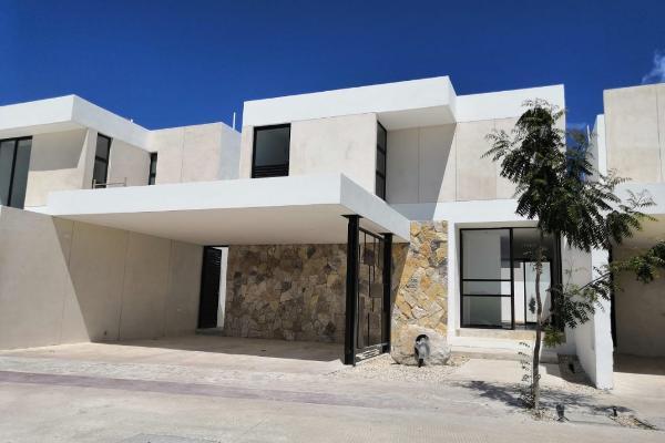 Foto de casa en venta en  , temozon norte, m?rida, yucat?n, 5677724 No. 01