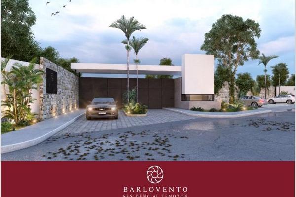 Foto de casa en venta en  , temozon norte, mérida, yucatán, 5682018 No. 01