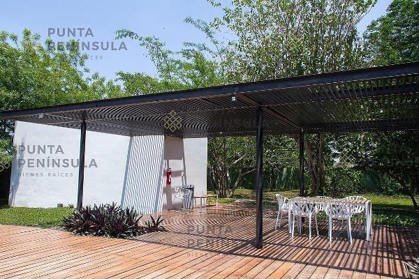 Foto de departamento en venta en  , temozon norte, mérida, yucatán, 5685212 No. 22