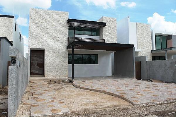 Foto de casa en venta en  , temozon norte, mérida, yucatán, 5685279 No. 01