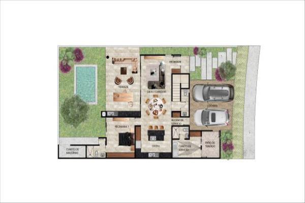Foto de casa en venta en  , temozon norte, mérida, yucatán, 5905822 No. 02