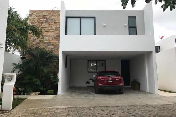 Foto de casa en venta en  , temozon norte, mérida, yucatán, 5918561 No. 01