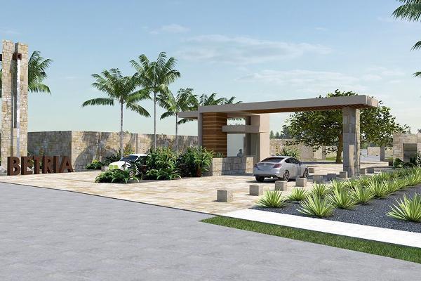 Foto de terreno habitacional en venta en  , temozon norte, mérida, yucatán, 5945813 No. 02