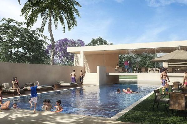 Foto de terreno habitacional en venta en  , temozon norte, mérida, yucatán, 5945813 No. 03