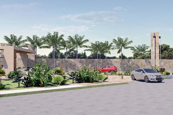 Foto de terreno habitacional en venta en  , temozon norte, mérida, yucatán, 5945813 No. 10