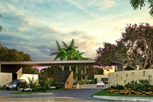 Foto de terreno habitacional en venta en  , temozon norte, mérida, yucatán, 5949407 No. 01
