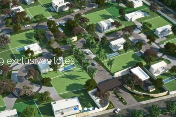Foto de terreno habitacional en venta en  , temozon norte, mérida, yucatán, 5949407 No. 04