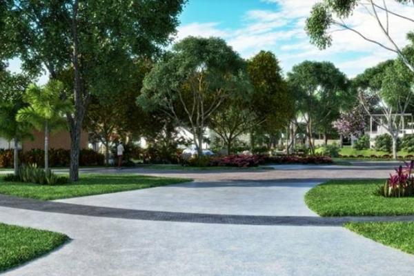 Foto de terreno habitacional en venta en  , temozon norte, mérida, yucatán, 5949407 No. 05