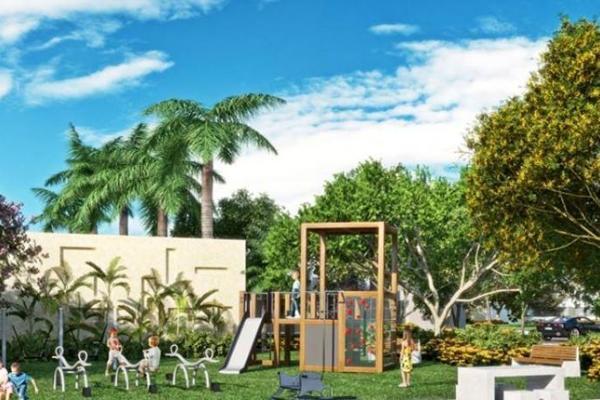 Foto de terreno habitacional en venta en  , temozon norte, mérida, yucatán, 5949407 No. 08