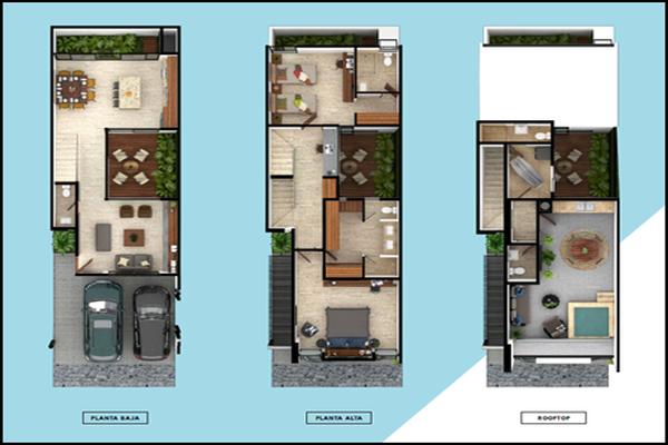 Foto de casa en venta en  , temozon norte, mérida, yucatán, 7171212 No. 05