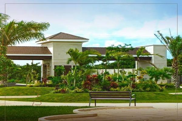 Foto de terreno habitacional en venta en  , temozon norte, mérida, yucatán, 7195973 No. 01